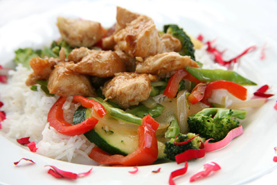 Chicken-Stirfry
